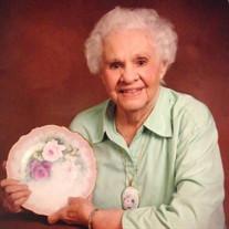 Mildred Fern Lindsey