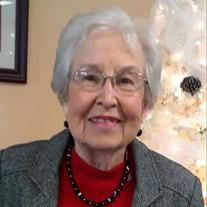 Margaret Reeves