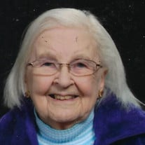 Betty B. Ward