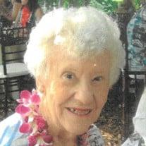Mrs. Georgia R Hyder