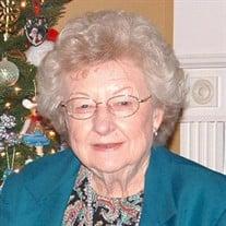 Mrs. Jeanne Bannon Sossaman
