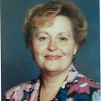 "Elizabeth ""Libby"" Ann Vaughn"