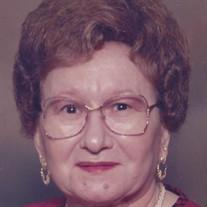 Dorothy Faye Maddox Moore