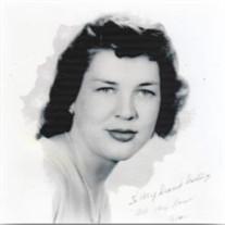 "Inez ""Jean"" Emogene Lyons"