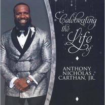 Mr. Anthony Nicholas Carthan Jr.