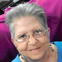 Sylvia Ann Garner Huestis