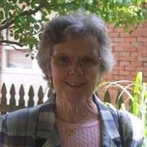 "Margaret Ann ""Maggie"" Connell French"
