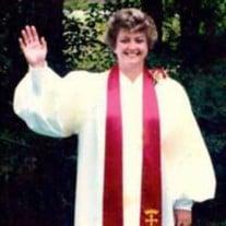 Reverend Shirley Ann Wilkerson