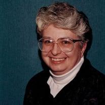 Margaret 'Peg' Sipes of Henderson, TN