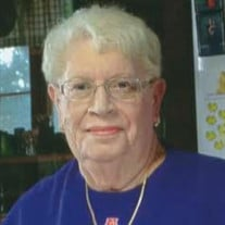 Mrs. Esther Rosalie Ebbess