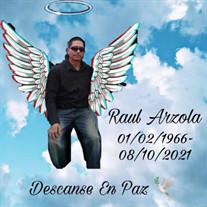 Raul Arzola