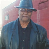 Mr. J. B. Eubanks Sr.
