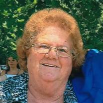 Peggy Diane Hudson Mangum