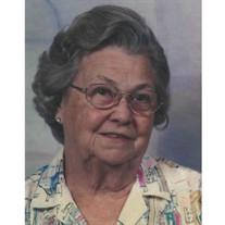 Barbara Joan Straight