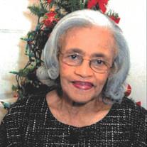 Clarice Margaret Garrison Baker