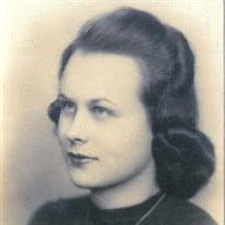 Alma Madalene Frame