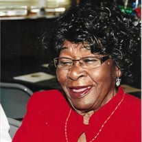 Bernice Burrell Peterson