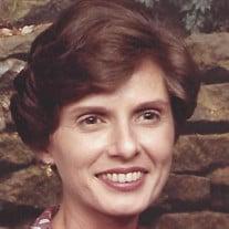 Mrs. Patricia Ann Hamilton