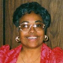 Mrs. Eunice Lee Ingram