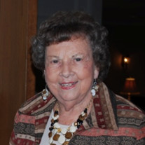 Helen Mae Meadows