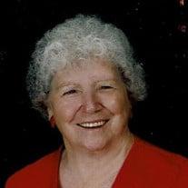Mrs. Lucille Dove Sexton