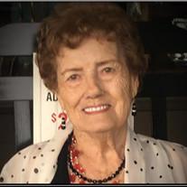 Betty Jo Hawkins Lindsey