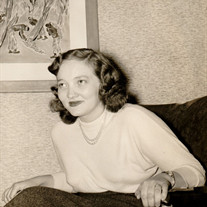 Barbara Jean McDowell