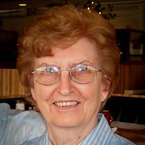 Virginia Ellen Taylor