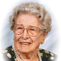 Mrs. Alice Hunter