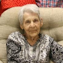 Bertha Lee (Koehler) Crawford