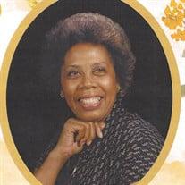 Mrs. Alice Yvonne Cole