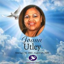 Ms. Jo Ann Utley
