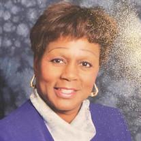 Pastor Catherine St. Clair