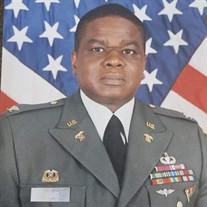 Ret. Col. Alphonso Wilbert Knight Jr.