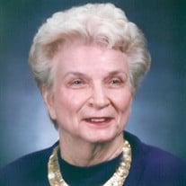 Ruth Spurgeon Evans