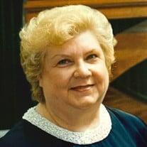 Wanda Shirlene Jewett