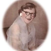 Frances Jeanette Burton