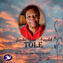 Ms. Linda Sue Arnold Tole