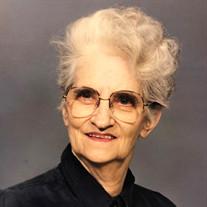 Mrs. Wisie Hodge Ulman