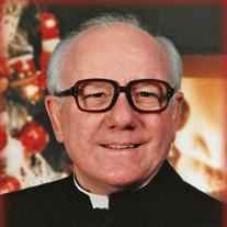 Reverend André Rex Broussard, Jr.