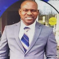 Mr. Nkomolo Muniongo