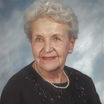 Mrs. Fae Hennies Williams
