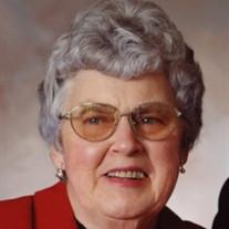 Mrs. Bernice E. Klein