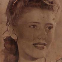 Marjorie Dot Williams-Robertson