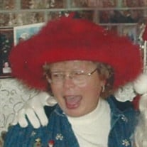 Shirley Ann Woods