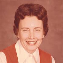 Ann Strickland Vickery