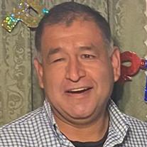 """Pedro """"Pete"""" Sandoval"""