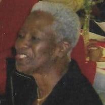 Shirley Agatha Pendleton