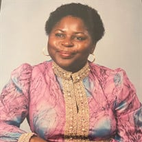 Prophetess Nina Jean Jackson