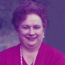 Evelyn Irene Menard
